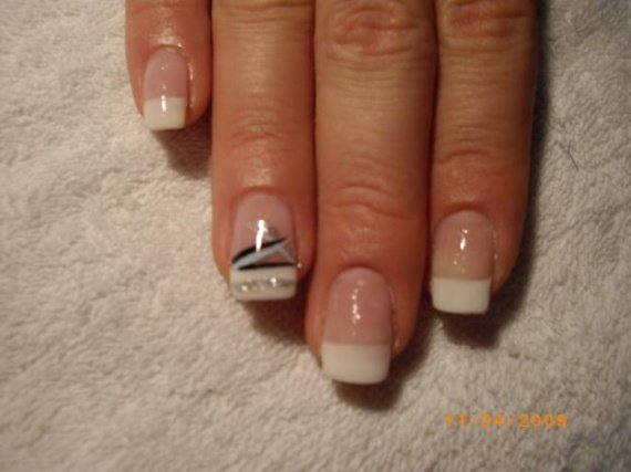 Faux ongles en gel pictures to pin on pinterest