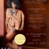 Election de Miss Nappy 2015 à Paris !