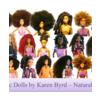 """Natural Hair Doll : la """"Barbie"""" aux cheveux frisés et crépus"""
