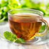 Thé à la menthe contre les maux de tête et d'estomac