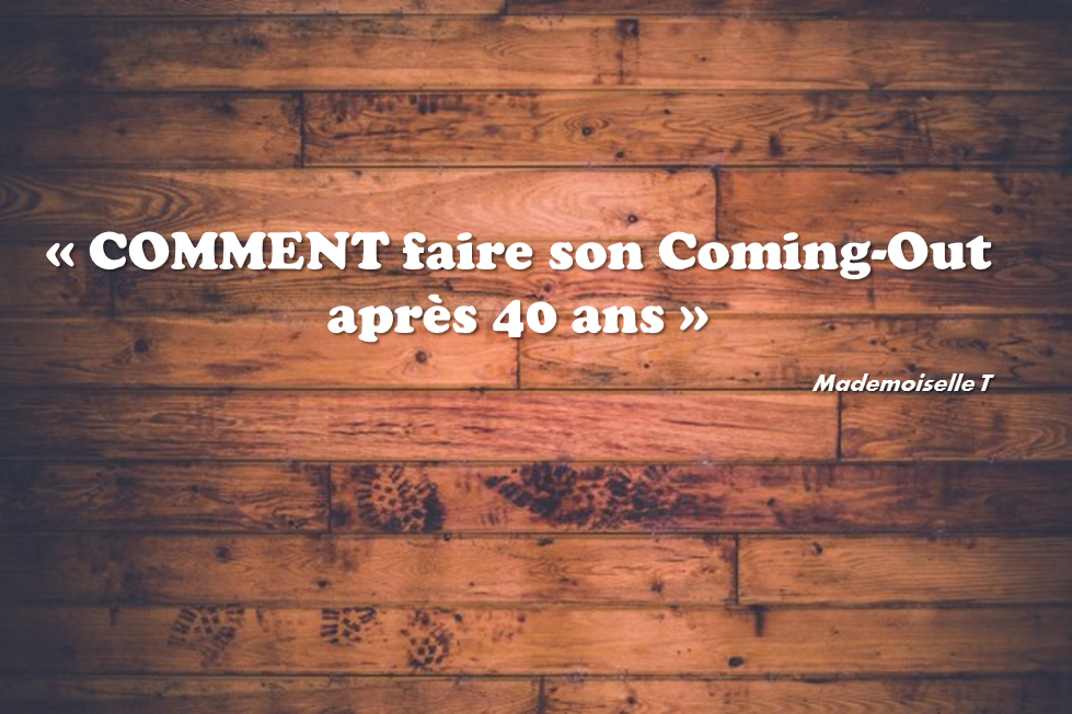 Comment faire son coming out apr s 40 ans ruemademoisellet doctissimo - Fabriquer son fumoir article complet ...