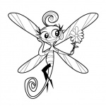 lili-libellule