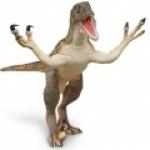 velociraptor-human