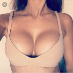 mel-boobs