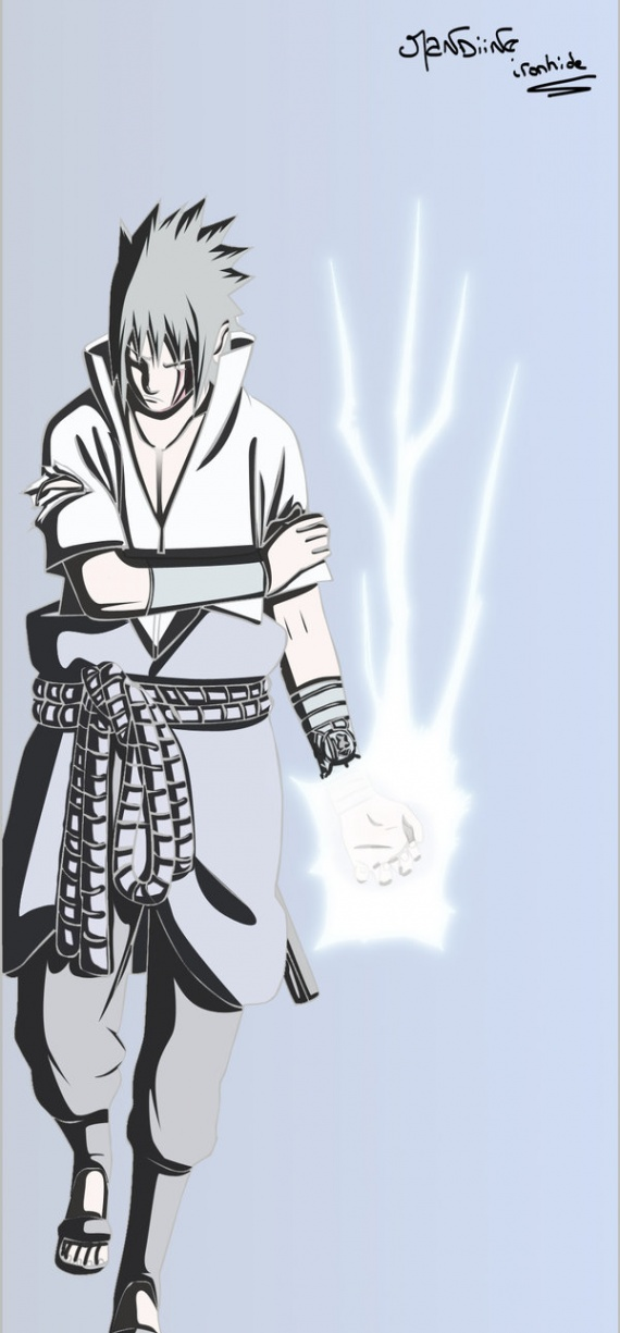 Deidara Vs Sasuke Naruto Mangas Et Dessins Animés
