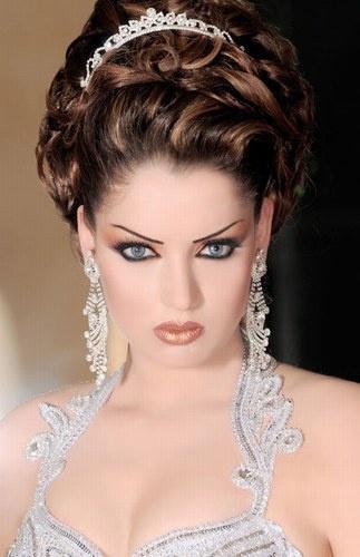 photo maquillage mariage elfique