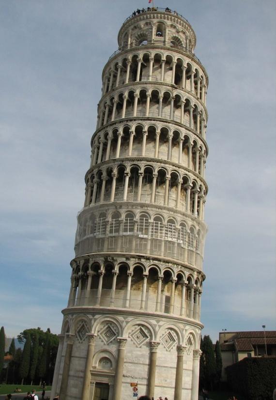 La tour de pise italie pise yeoman photos club doctissimo - La tour de pise se redresse ...
