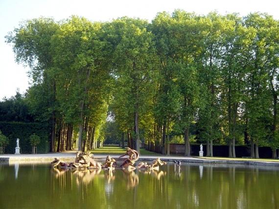 Yvelines le parc de versailles france ile de france for Parc yvelines visiter