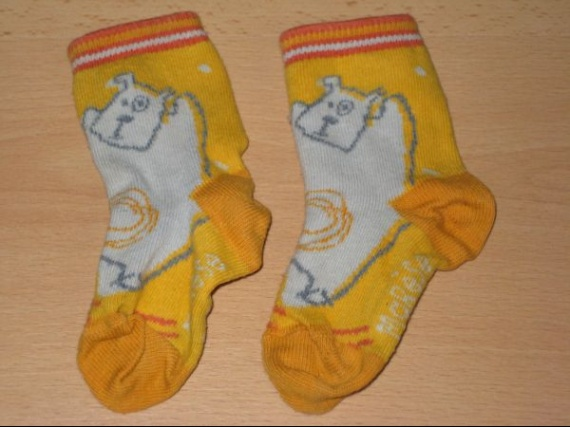 2 CHAUSSETTES MARESE T22