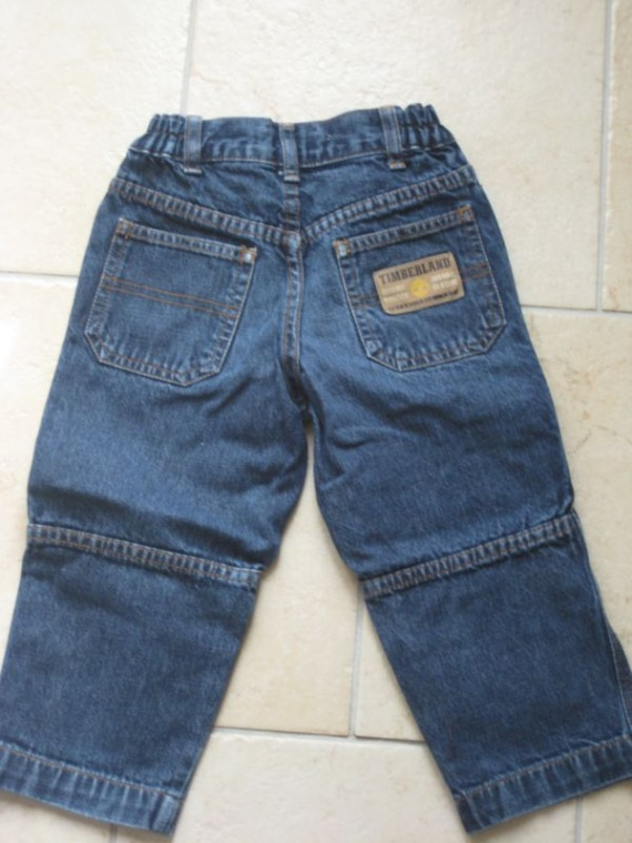 DERRIERE  JEANS TIMBERLAND