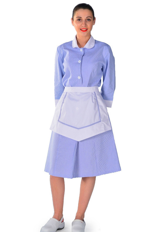 blouse-femme-de-chambre-bleu-ciel-carlton