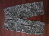 pantalon camouflage 2 ans neuf