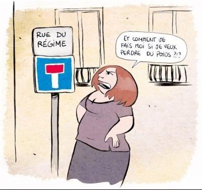 Rue du régime