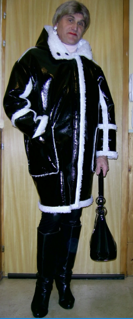 Manteau hiver.