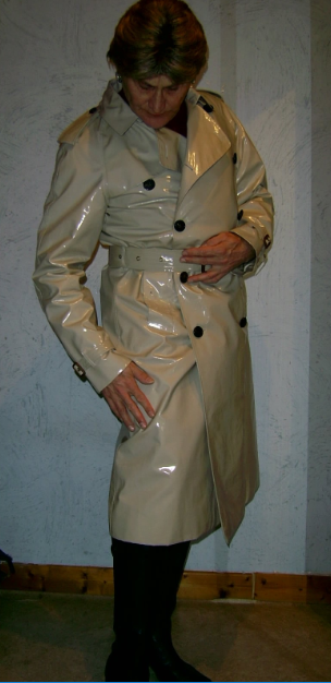 Trench Burberry.