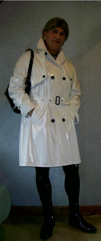 Ciré blanc Weathervain.