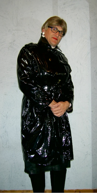 Ciré noir Lackina.