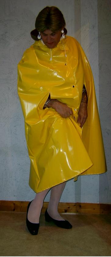 Cape jaune.