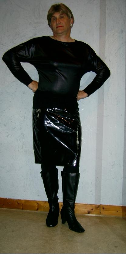 Look noir.