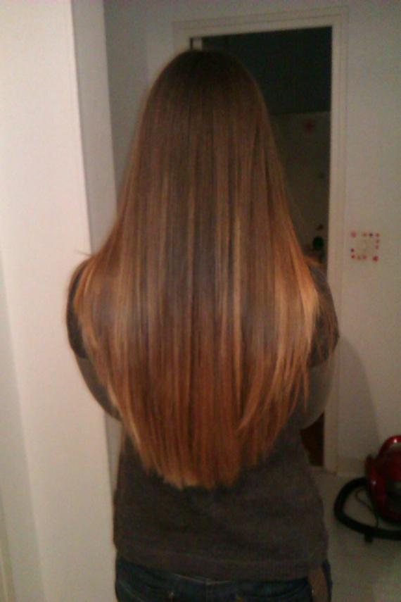 coupe cheveux long derriere