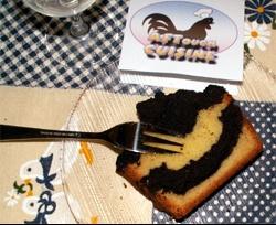 Cake_marbre_au_chocolat