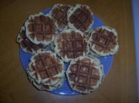 Gauffres dites séches ou biscuits