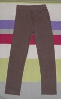 legging kidkanaï 4 ans marron