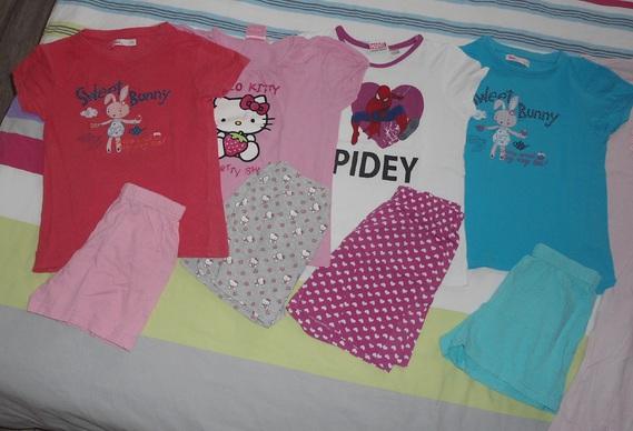 lot pyjashort 7-8ans-vue2