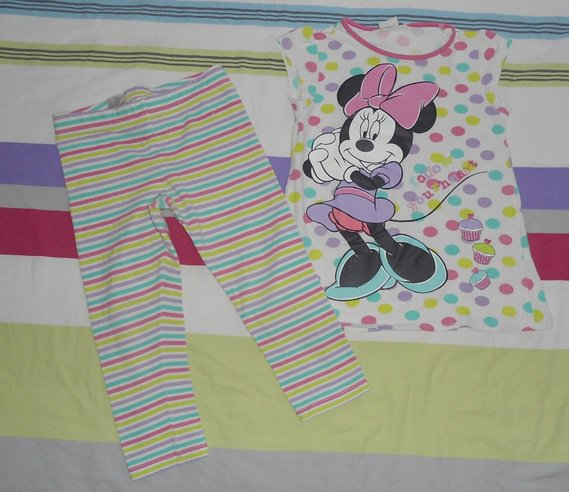 pyjama 8 ans MINNIE