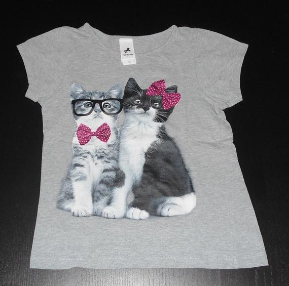 palomino  8ans- tee shirt chat
