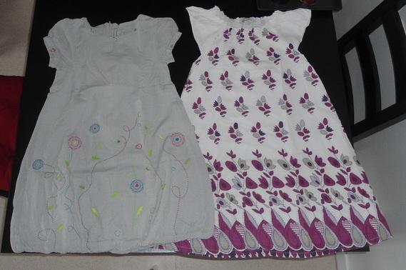 orschestra 8ans robes
