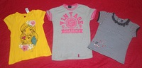 lot tee shirts 8 ans manches courtes-vue4