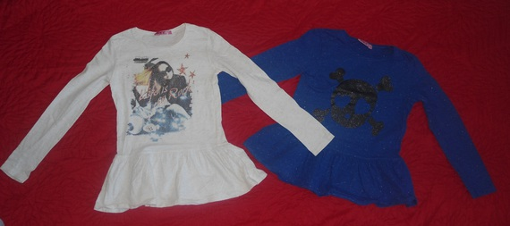 lot tee shirts 8 ans manches longues-vue3
