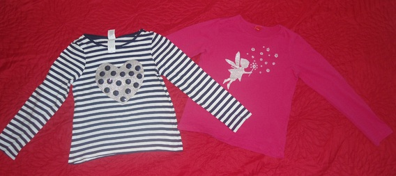 lot tee shirts 8 ans manches longues-vue7