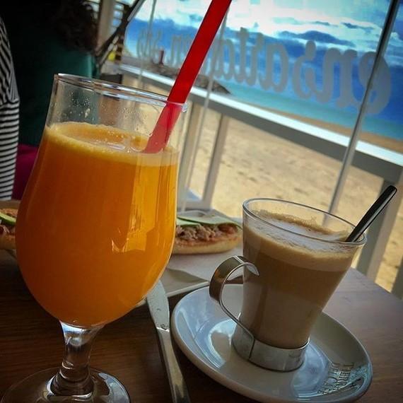 pausa para el café