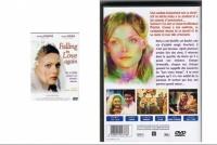 DVD FALLING IN LOVE AGAIN 1,50E