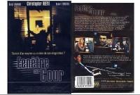 DVD FENETRE SUR COUR 1,50E