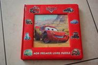 LIVRE PUZZLES CARS 4,50E