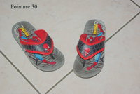 SPIDERMAN (POINTURE 30) 1E