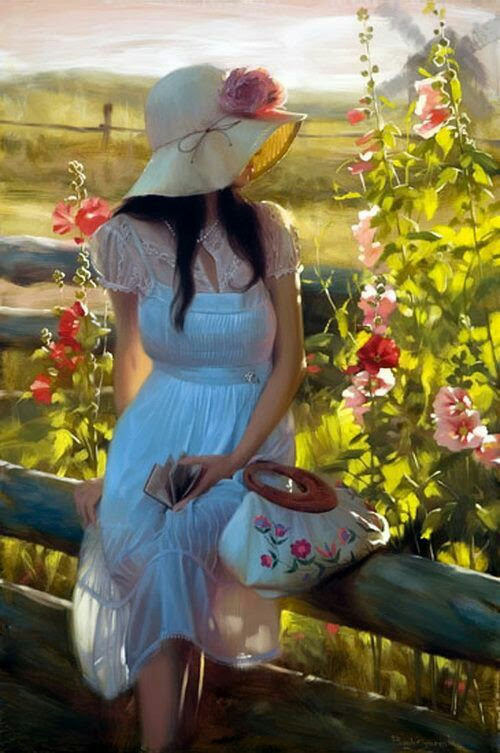 Artiste peintre Vanissa garmash