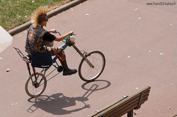 Punk à vélo
