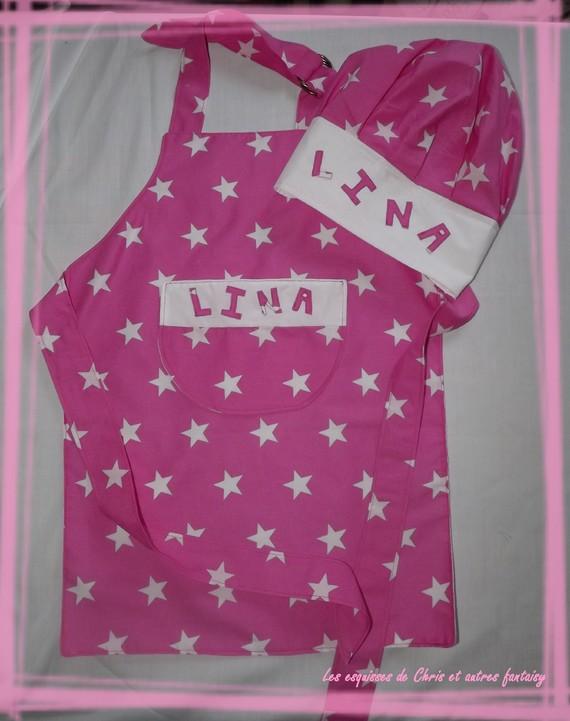 tablier Lina