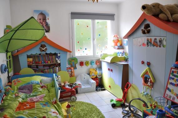 Plus de places chambre gar on princesse aina - Chambre garcon 2 ans ...