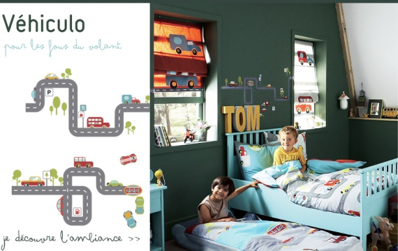 Awesome rideaux bebe vertbaudet gallery for Vertbaudet chambre bebe