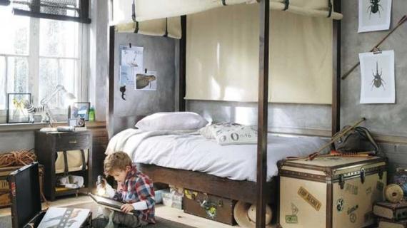 d co chambre indiana jones. Black Bedroom Furniture Sets. Home Design Ideas