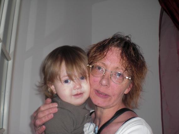 Mamie et Maë-Lou