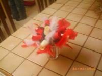 mes bouquets de table