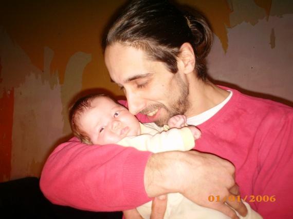 papa et Maë-Lou