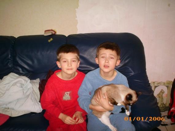 Alexis,Hugo et Bellu