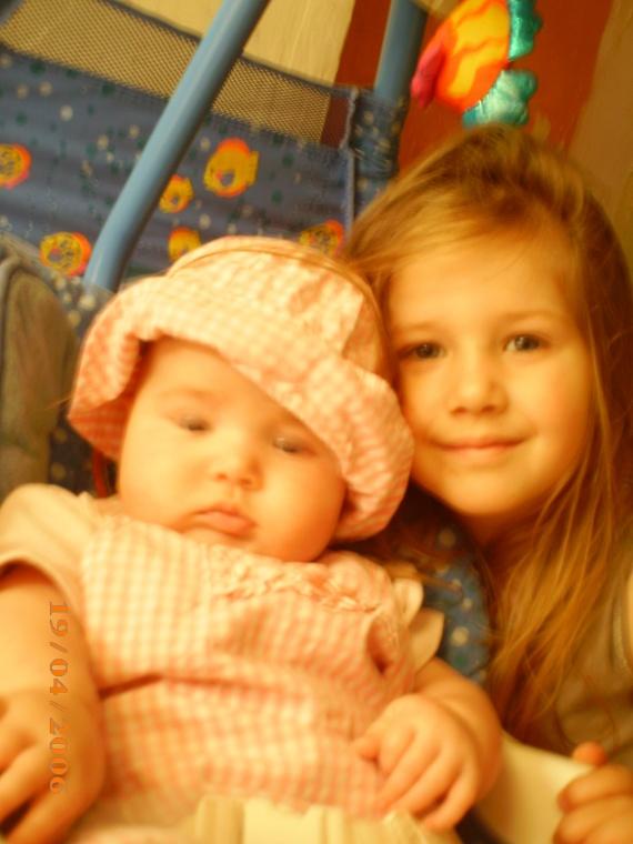 Maë-Lou et Rachel